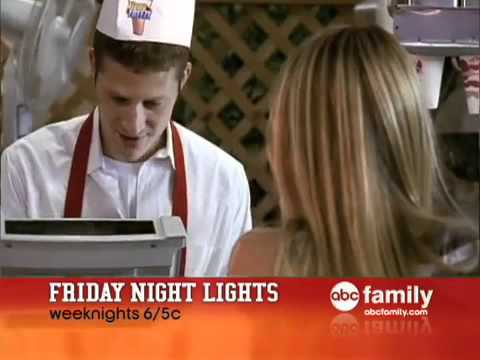 Friday Night Lights in Syndication on ABCFamily - Longer Promo