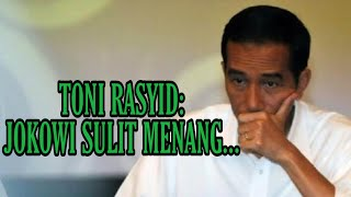 Video Toni Rasyid: Jokowi Sulit Menang.. MP3, 3GP, MP4, WEBM, AVI, FLV April 2019