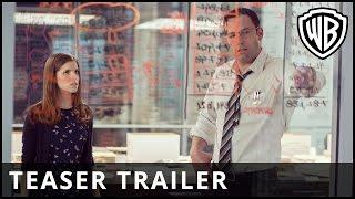 The Accountant  Teaser Trailer  Warner Bros UK