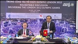 VTC14_Anh Chia Sẻ Kinh Nghiệm Tổ Chức Olympic 2012 Với Việt Nam