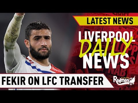 Fekir Speaks Out on Failed Liverpool Transfer | #LFC Transfer News LIVE
