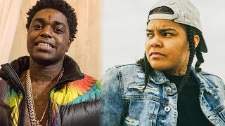 Kodak Black Responds To Young Ma And Says He Has No Problem With Her