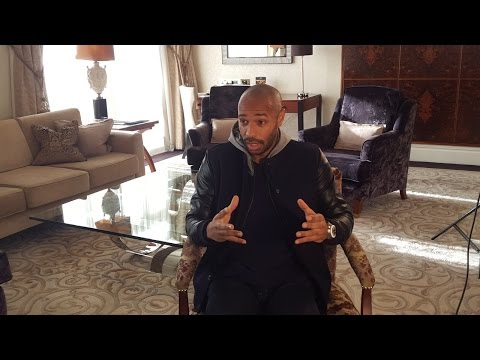 Thierry Henry: \