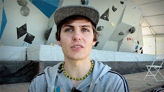 Bouldering is a different game | Domen Škofic interview by OnBouldering