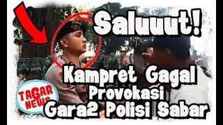 Video Salut! Karena Polisi Ini, Provokasi Gagal, Kubu Sebelah Sungguh Keterlaluan MP3, 3GP, MP4, WEBM, AVI, FLV Januari 2019