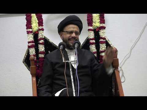 8th Muharram 1440 AH – Majlis