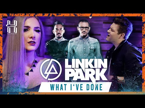 "Linkin Park  ""What I've Done"" Cover by Halocene"