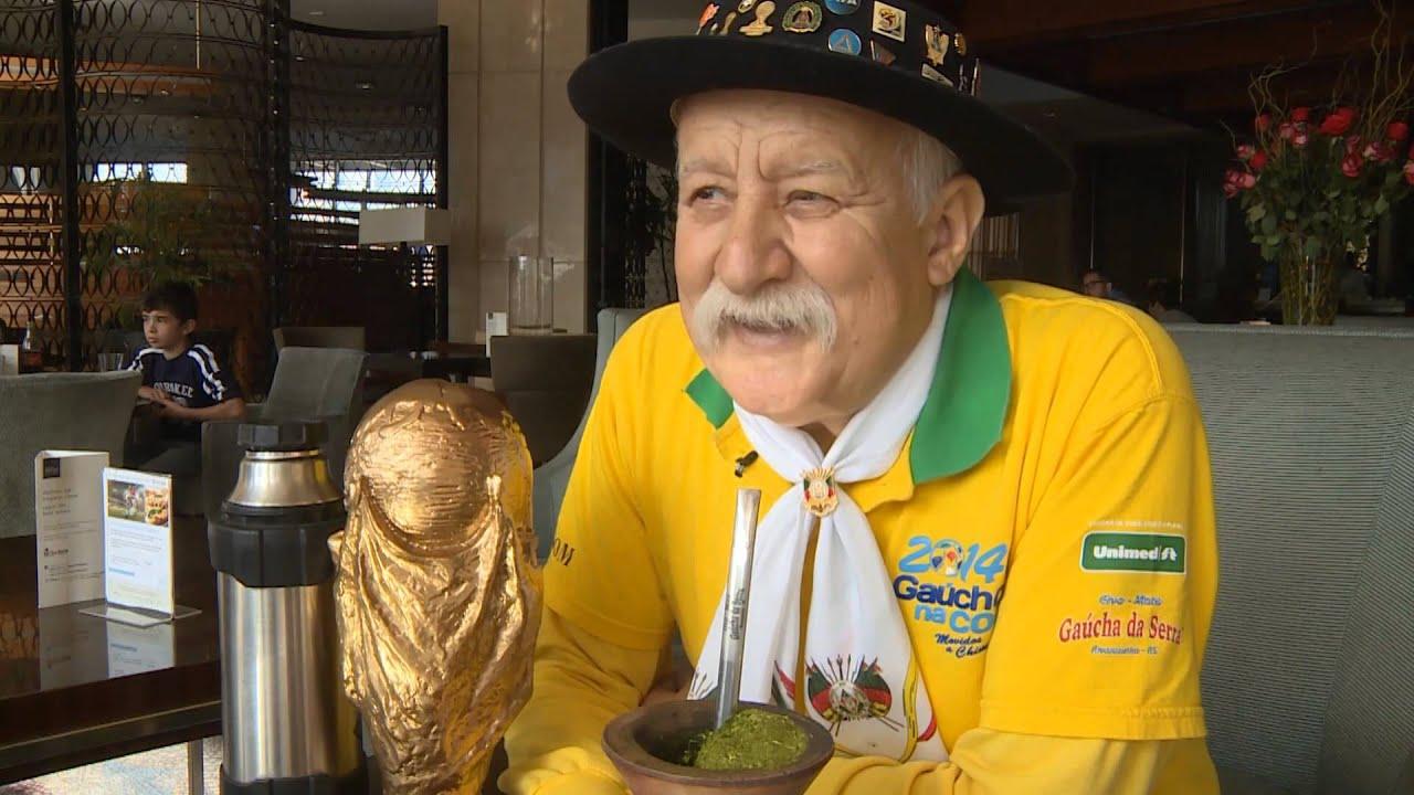 "Copa América 2015: ""Gaúcho da Copa"", o 12º jogador oficial do Brasil #CopaAmericaChile2015"