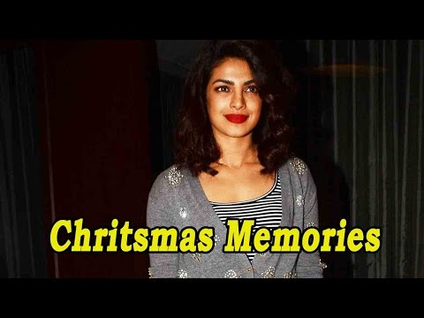 Priyanka Chopra Shares Her Childhood Memories Of C