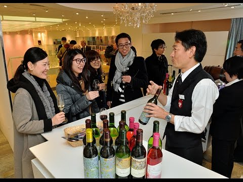 神戸ワインで乾杯! 三宮に期間限定直営店オープン