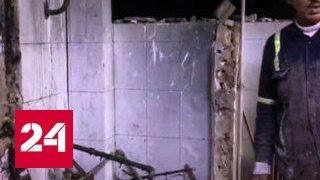 Теракт в Дамаске: бомба была на маленькой девочке