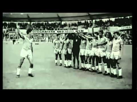 Primeiro gol de Pelé em Copa valeu Taça