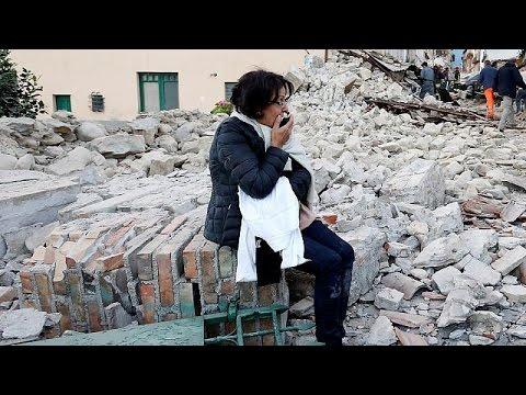 Ιταλία: Ανατριχιαστικές μαρτυρίες σεισμόπληκτων – «Γλιτώσαμε από την κόλαση του Δάντη»