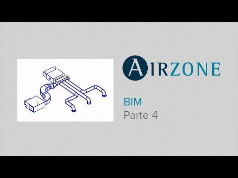 4. Airzone BIM: Creación de los sistemas y conexionado