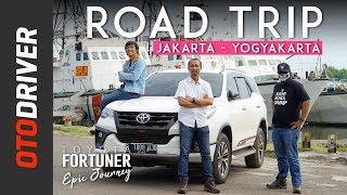 Download Video Toyota All New Fortuner TRD Sportivo 2018 | ROADTRIP Feat. Om Mobi & Ridwan Hanif | OtoDriver MP3 3GP MP4
