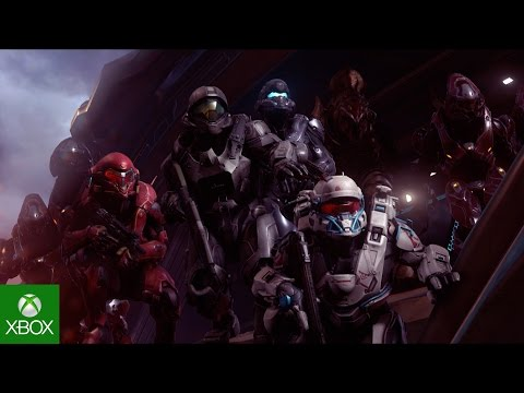 New  Halo 5 Guardians  Trailers from E3 2015