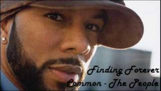 Common - The People (exclusive)