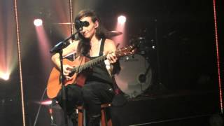 LIGHTS performs an acoustic version of Meteorites off her album Little Machines! Recorded at the Theatre of Living Arts (TLA) in Philadelphia, PA on 11/20/15.