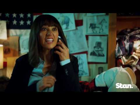 Angie Tribeca Season 3 | OFFICIAL TRAILER | Only on Stan.