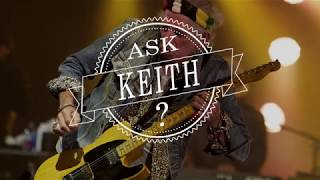 You asked, Keith answered - after the success of Blue & Lonesome, are you inspired to get back in the studio with the Stones and ...