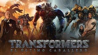 Video Transformers 5:  El Último Caballero - Trailer Internacional #1 Subtitulado Español Latino 2017 MP3, 3GP, MP4, WEBM, AVI, FLV Juni 2017