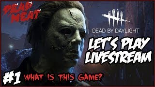 I'm playing the Dead by Daylight Michael Myers DLC and you can watch it LIVE!Patreon ► https://www.patreon.com/deadmeatjamesDead Meat on Social Media:Twitter ► https://twitter.com/deadmeatjamesInstagram ► http://instagram.com/deadmeatjamesFacebook ► https://www.facebook.com/deadmeatjamesJames A. Janisse on Social Media:Twitter ► https://twitter.com/jamesajanisseInstagram ► http://instagram.com/jamesajanissePractical Folks (James's other channel):https://www.youtube.com/practicalfolks