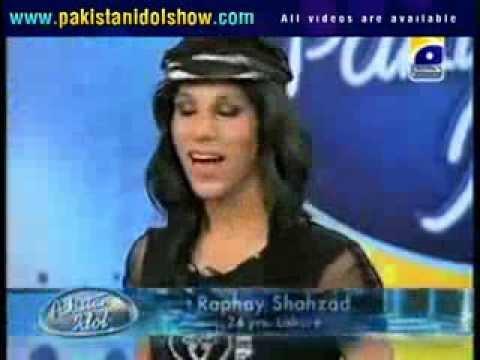 Pakistan Idol – Rafay so funny audition