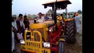 Hindustan tractor [BHULLAR's] vs new holland 3630