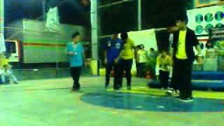 THE SAJUL FAMILY DANCE CREW