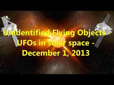 Unidentified Flying Object -
