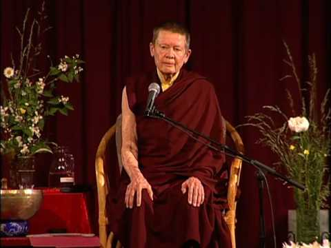 Tonglen: Meditation of Compassion (Pema Chodron)