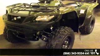 6. 2015 Suzuki KingQuad 500AXi Power Steering  - RideNow Pow...