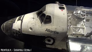 Cape Canaveral (FL) United States  city images : NASA Kennedy Space Center - Cape Canaveral Florida - Space Shuttle Atlantis - USA VLOG 11