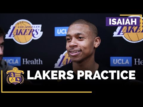 Video: Lakers Isaiah Thomas On Why Things Didn't Work In Cleveland