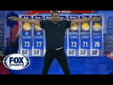 Peace - Metta World Peace stops by FOX 11 Los Angeles to give the weather forecast. Watch the Los Angeles Lakers forward give a hilarious weather report.