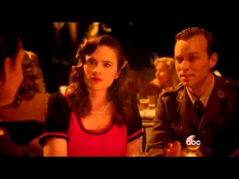 Agent Carter 2x04 Flashback - Peggy's brother and fiance
