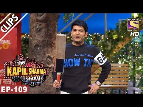 Kapil Sharma Plays Dizzy Stump With Raina, Shikhar & Hardik - The Kapil Sharma Show - 27th May, 2017