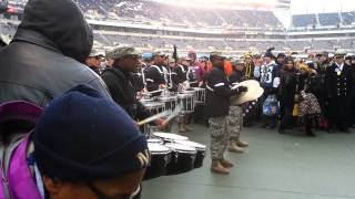 Video 2013 Army Navy drumline battle MP3, 3GP, MP4, WEBM, AVI, FLV Agustus 2018