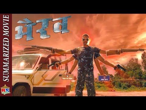 (BHAIRAV  || Summarize Nepali Movie  ||  Ft  Nikhil Upreti - Duration: 19 minutes.)
