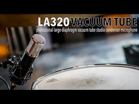 Lauten Audio Series Black LA-320 - Sampling a ton of instruments