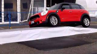 2011 Mini Cooper S Countryman Test Drive