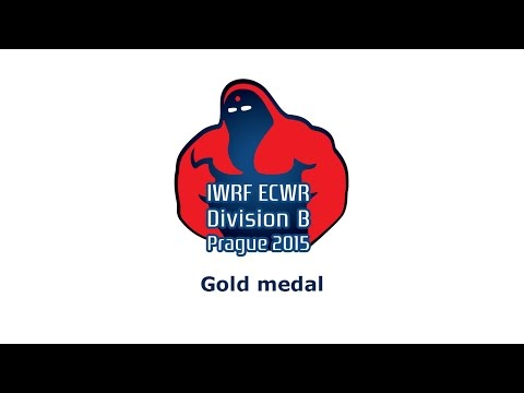 Watch the Gold Medal Replay - France vs. Ireland IWRF 2015 European Division B Championship