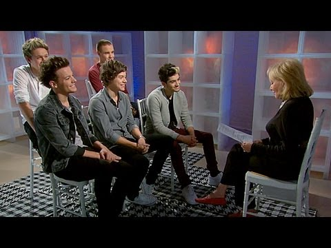 One Direction Makes Barbara Walters' 10 Most Fascinating People List