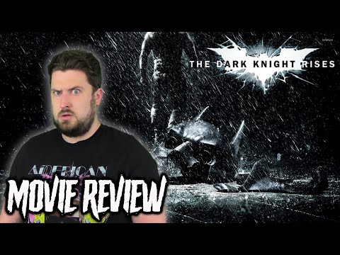 The Dark Knight Rises (2012) - Movie Review
