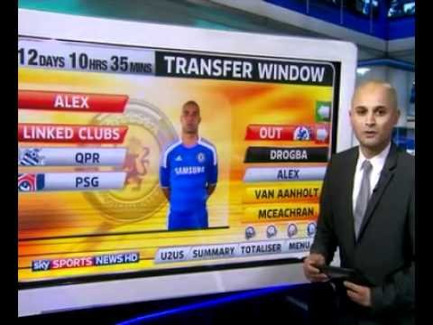 Sky Sports News brings you the latest January transfer window. 12 days left !