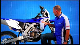 2. The All-New 2012 Yamaha WR450F Specs and Information