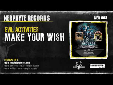 Evil Activities - Make A Wish