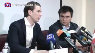 """Новый глава ОБСЕ заявил о необходимости выполнения """"Минска-2"""""""