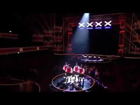 Britain's Got's Talent  The Champions - Antonio Sorgentone & Tenore Su Remediu Orosei