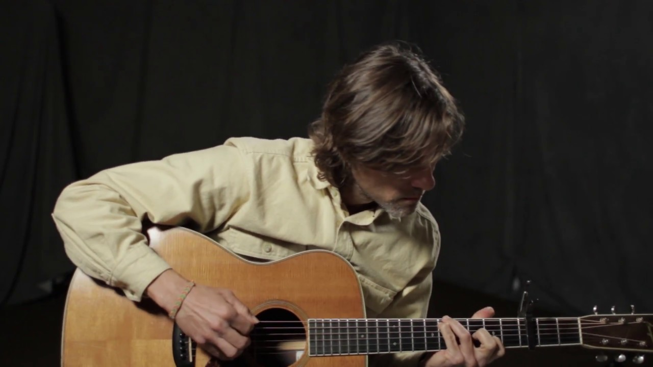 Nathan Salsburg: Acoustic Guitar Sessions